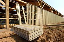 Construction D'un Batiment Agr...