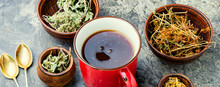 Healing Herbal Tea