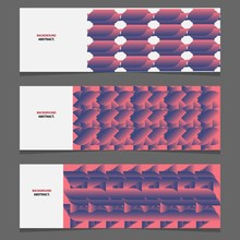 Vector Abstract Design Colorfu...