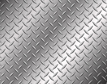 The Diamond Steel Metal Textur...