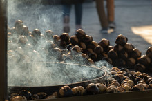 Roasting Chestnuts On A Street...
