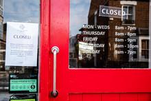 UK Coronavirus Pubs Restaurant...