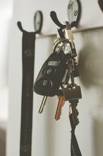 Set Of Car And House Keys, Car...