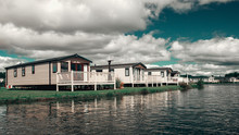 Static Caravan Holiday Park In Lake District.