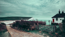 Seven Sisters Cliffs In South ...