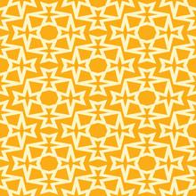 Geometric Seamless Pattern For...