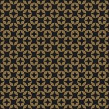 Seamless Pattern, Brown Backgr...