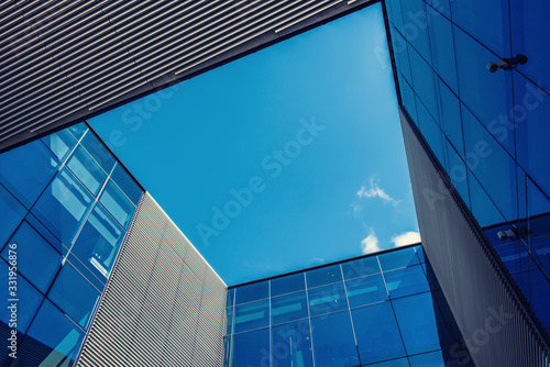 Fototapeta Abstract architecture background