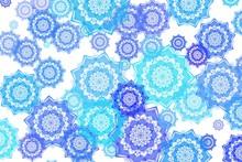 Colorful Mandala Illustration ...