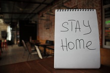 Stay Home Appeal Written By Ha...