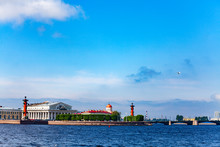 View On Vasilyevsky Island Str...
