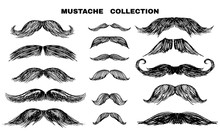 Mustache Collection 1
