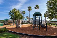 Metal Playground For Children ...