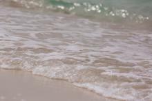Sea Beach Sand Seashore Waves ...