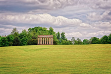 Temple Of Concord In Park Of A...
