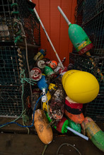 Portland Wharfs, Fishermen/lob...