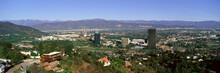 San Fernando Valley On A Clear Day, Los Angeles, California