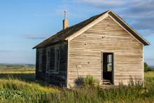 Abandoned School House