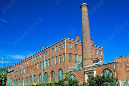 Fotografia, Obraz Thomas Edison Labs at the Edison National Historic Site in West Orange, NJ