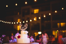 A Wedding Cake Is The Traditio...