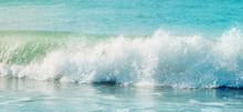 Ocean Wave Barrel Closing And ...