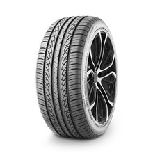 All Season Passenger Car Tire Isolated On White Background. Side View Of High Performance Car Wheel. Modern Car Rim. Black Rubber Truck Tire. Vehicle Tires. Clipping Path