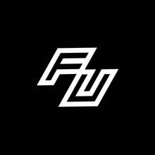 FU Logo Monogram With Up To Do...