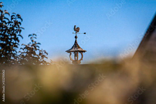 Glockenturm Tapéta, Fotótapéta