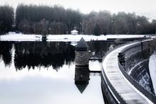 Roetgen, Eifel - Dam In The Wi...