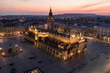Fototapeta Miasto - Kraków