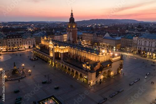 Kraków - fototapety na wymiar