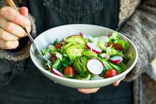 Clean Eating, Vegan Healthy Sa...