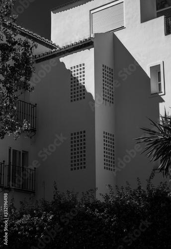 Photo Plano normal de un apartamento en sombra