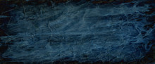Abstract Blue Background Of El...