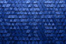 CGI 3d Triangular Wallpaper Ba...