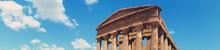 Greek Temple In Agrigento's Va...