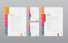 White Index Document Template ...