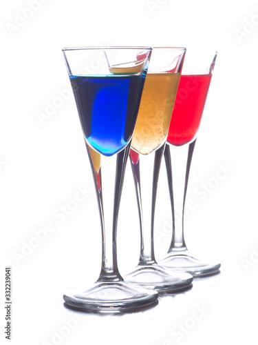 Fotografie, Obraz moldava drink flag