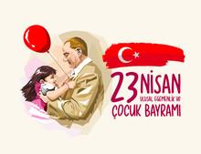 First President Of Turkey Hugg...