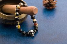 Men's Bracelet Made Of Natural...