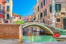 Bridge Across Narrow Water Can...