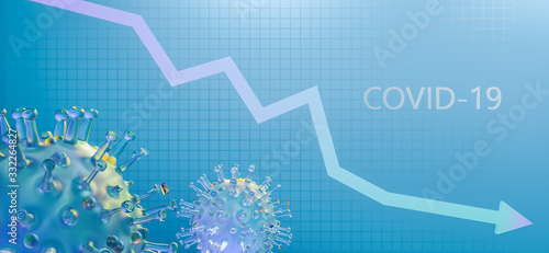 Fotografía economic crisis due to the coronavirus pandemic, covid 19