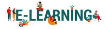 Web Banner Design For E-learni...