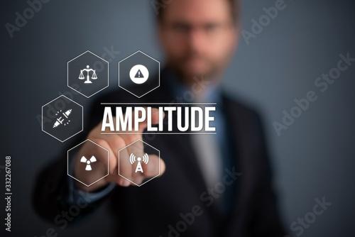 Amplitude Wallpaper Mural