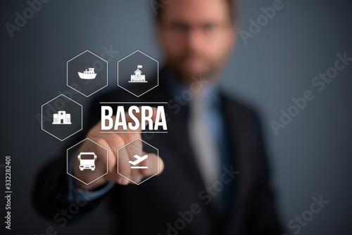 Basra Fototapet