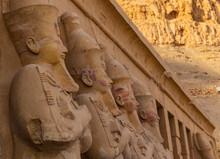 Mortuary Temple Of Hatshepsut,...