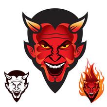 Diablo Head Logo.