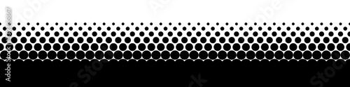Halftone Dot Matrix 1.1 Canvas-taulu