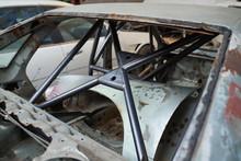 Race Car's Roll Bar Design