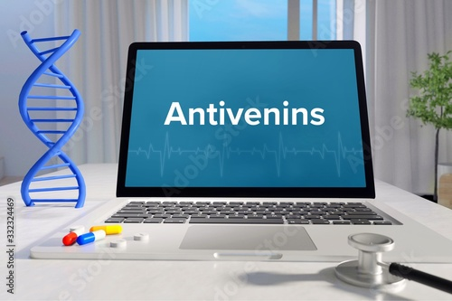 Photo Antivenins – Medicine/health